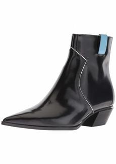 Calvin Klein Women's NANUKA Ankle Boot   M US