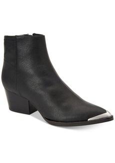 Calvin Klein Women's Narice Varnished Boots Women's Shoes