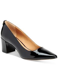 Calvin Klein Women's Natalynn Pointed-Toe Pumps Women's Shoes