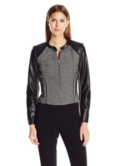 Calvin Klein Women's Novelty Jacket