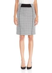 Calvin Klein Women's Novelty Skirt