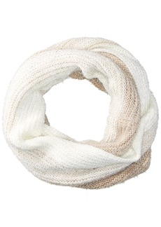Calvin Klein Women's Ombre Eyelash Infinity Scarf Accessory