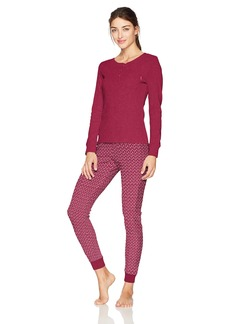 Calvin Klein Women's Pajama Gift Set Domino Chips_Intoxicate