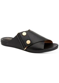 Calvin Klein Women's Pamice Flat Sandals Women's Shoes