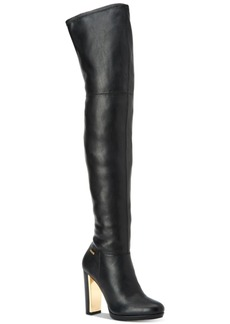 Calvin Klein Women's Pammie Over-The-Knee Boots Women's Shoes