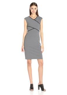 Calvin Klein Women's Panel Dress