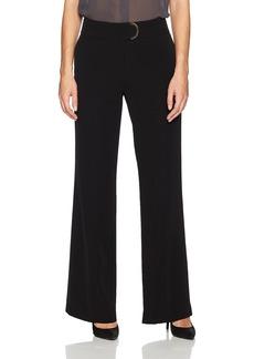 Calvin Klein Women's Pant with Arc Hardware