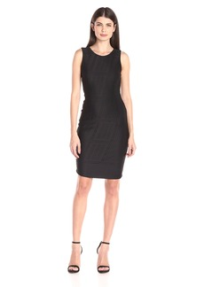 Calvin Klein Women's Perforated Dress