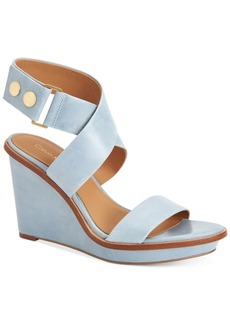 Calvin Klein Women's Pernina Wedge Sandals Women's Shoes