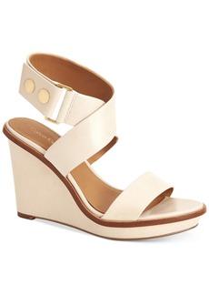 Calvin Klein Women's Pernina Wedge Sandals Women's Shoes