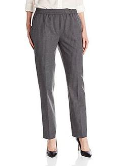 Calvin Klein Women's Pinstripe Pant