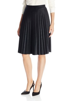Calvin Klein Women's Pleated Skirt