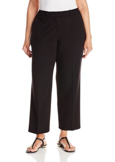Calvin Klein Women's Plus Size Madison Pant Black 14
