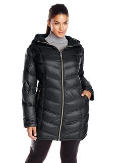 Calvin Klein Women's Plus-Size Packable Down Coat