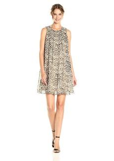 Calvin Klein Women's Printed a-Line Dress
