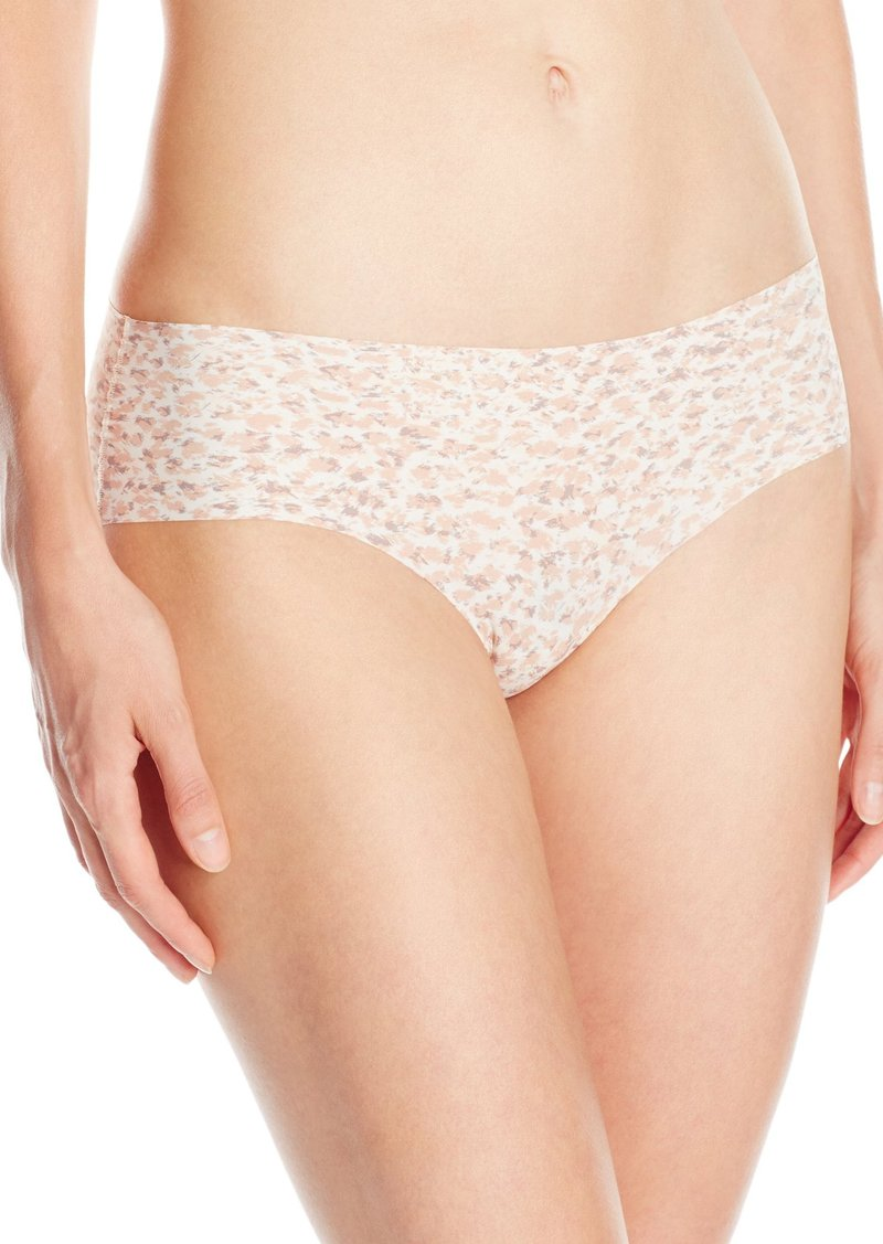 Calvin Klein Women's Printed Invisibles Hipster Panty