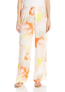 Calvin Klein Women's Printed Pull On Pant