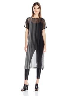 Calvin Klein Women's Printed Tunic  XS