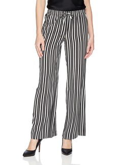 Calvin Klein Women's Printed Wide Leg Pant  S