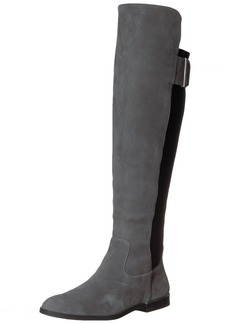 Calvin Klein Women's Priya Over The Over The Knee Boot   Medium US