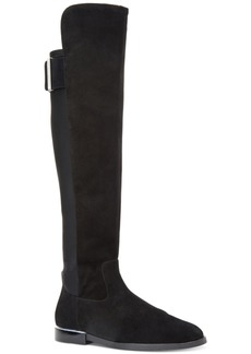 Calvin Klein Women's Priya Wide Calf Over-The-Knee Boots Women's Shoes
