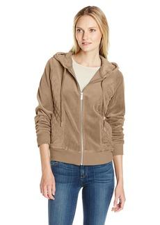 Calvin Klein Women's Quilted Hoodie