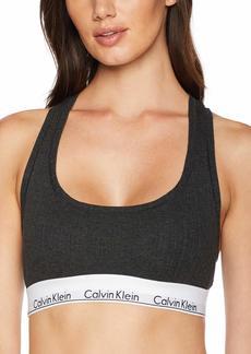 Calvin Klein Women's Regular Modern Cotton Bralette