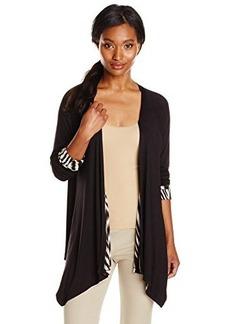 Calvin Klein Women's Reversible Flyaway Sweater