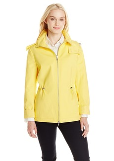 Calvin Klein Women's Reversible Short Anorak Jacket