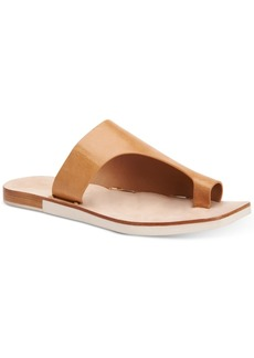 Calvin Klein Women's Rinona Slide-On Thong Sandals Women's Shoes