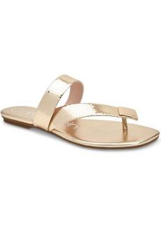 Calvin Klein Women's Saurin Flat Sandals Women's Shoes