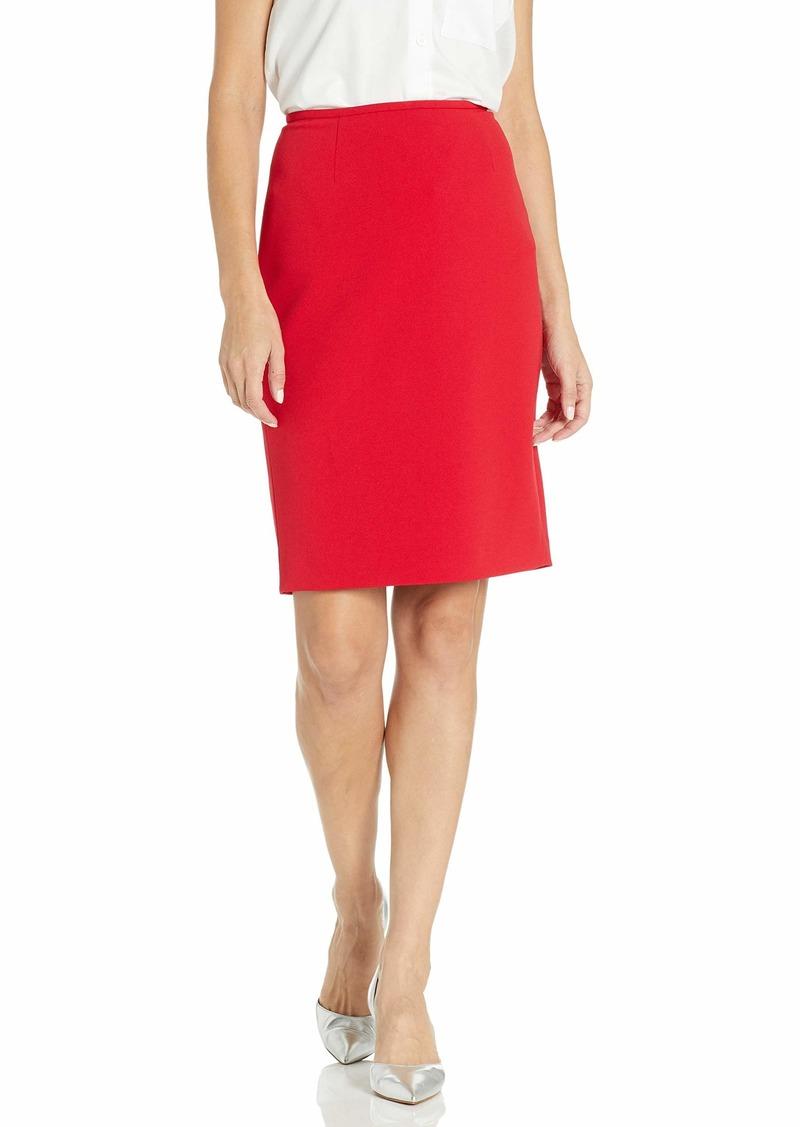 Calvin Klein Women's Scuba Crepe Skirt