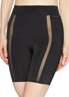 Calvin Klein Women's Sculpted Thigh Shaper Short