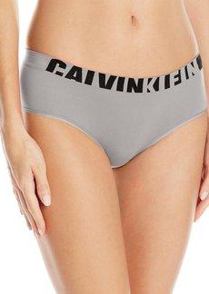 Calvin Klein Women's Seamless Logo Hipster Panty
