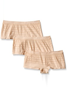 Calvin Klein Women's Seamless Ombre Hipster Panty   (Pack of 3)