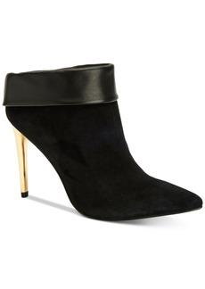 Calvin Klein Women's Searra Pointed-Toe Shooties Women's Shoes
