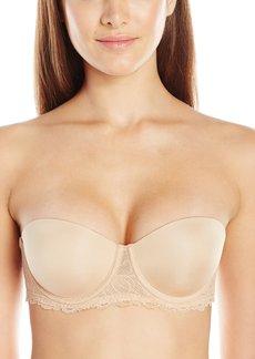 Calvin Klein Women's Seductive Comfort Lift Strapless Multiway Bra