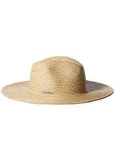 Calvin Klein Women's Sequin Straw Panama Hat