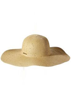 Calvin Klein Women's Sequin Straw Sun Hat