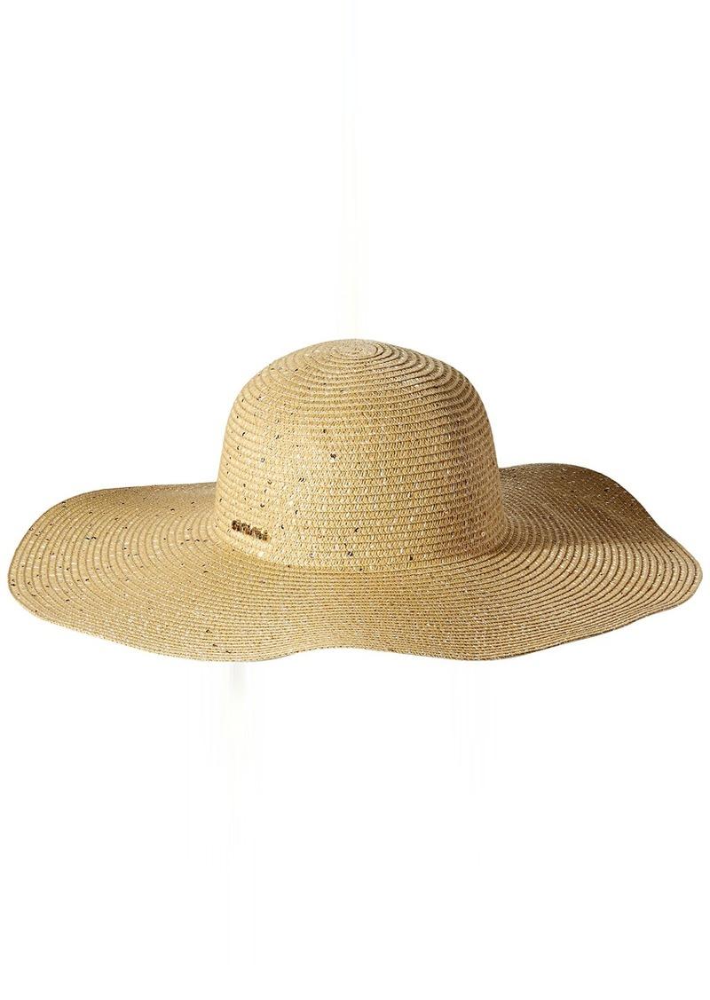 3f02434cd88 Calvin Klein Calvin Klein Women s Sequin Straw Sun Hat