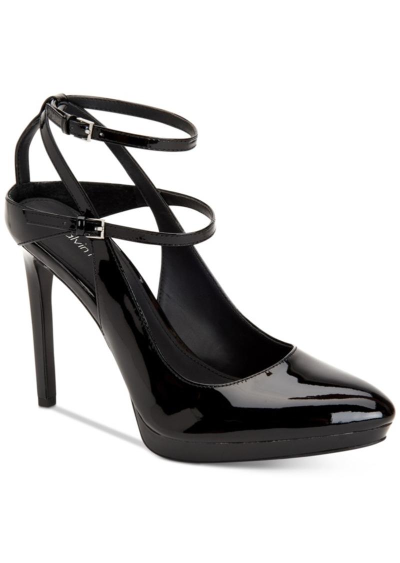 ec5bdb73d53 Calvin Klein Calvin Klein Women s Shawna Stiletto Heels Women s ...