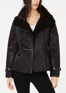 Calvin Klein Women's Shearling Jacket
