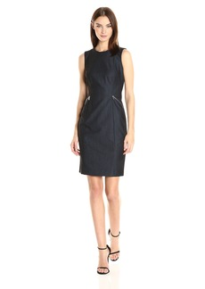 Calvin Klein Women's Sheath Dress  10