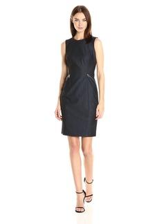 Calvin Klein Women's Sheath Dress