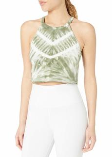 Calvin Klein Women's Shoreditch Chevron Tie Dye Crop Top