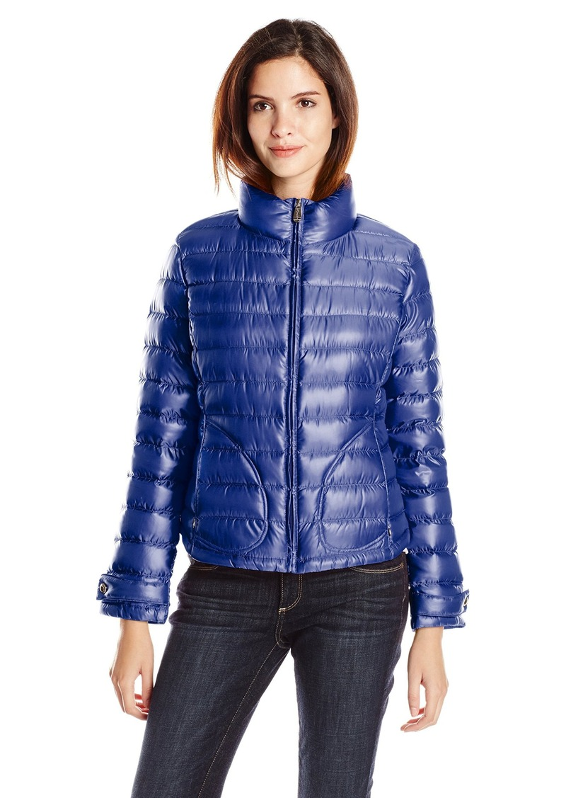 Calvin Klein Women's Short Packable Jacket