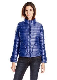 Calvin Klein Women's Short Packable Jacket
