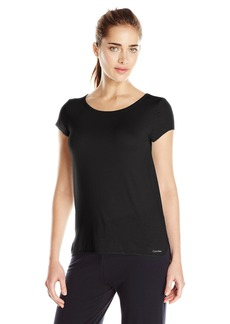 Calvin Klein Women's Short Sleeve Pajama Top