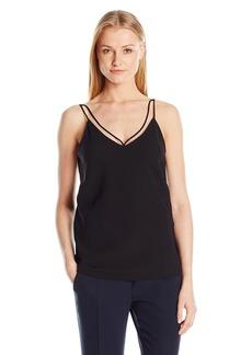 Calvin Klein Women's Skinny Strap Tank  M
