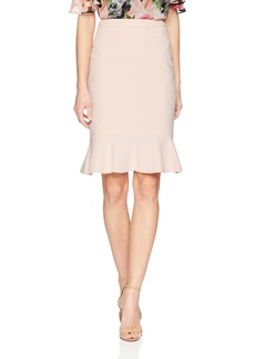 Calvin Klein Women's Skirt with Flare Hem